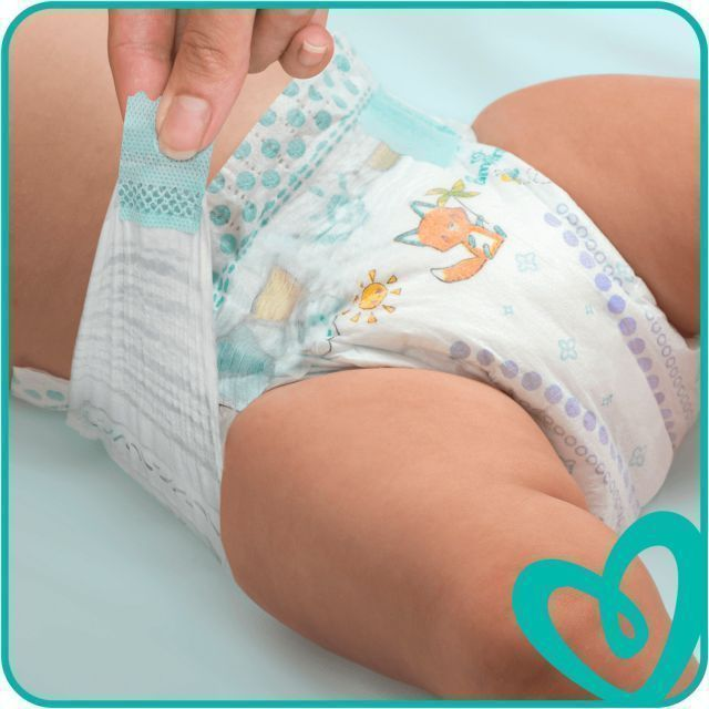 foto producto Pañal Pampers Baby dry Talla 3