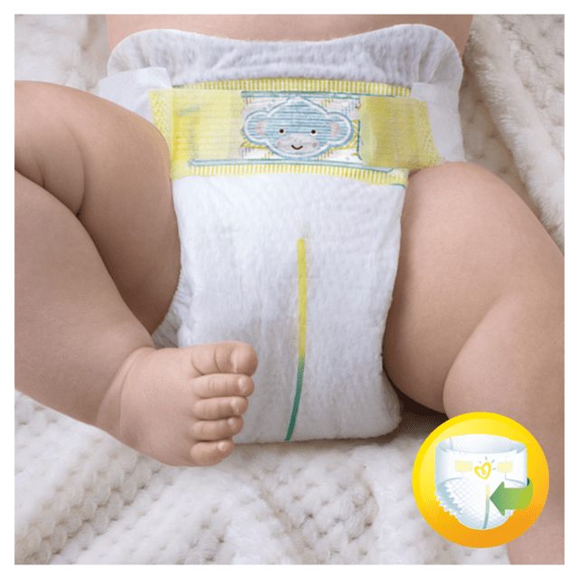 foto producto Pañal Pampers Premium Protection Talla 1