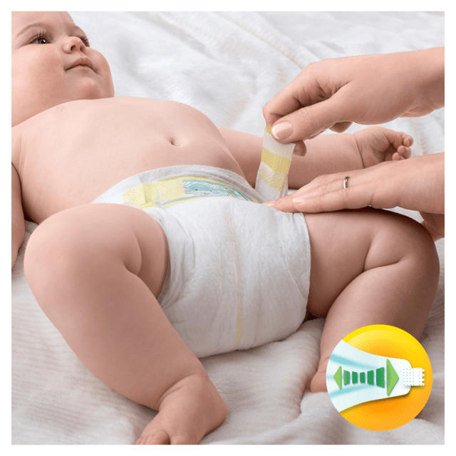 foto producto Pañal Pampers Premium Protection Talla 5