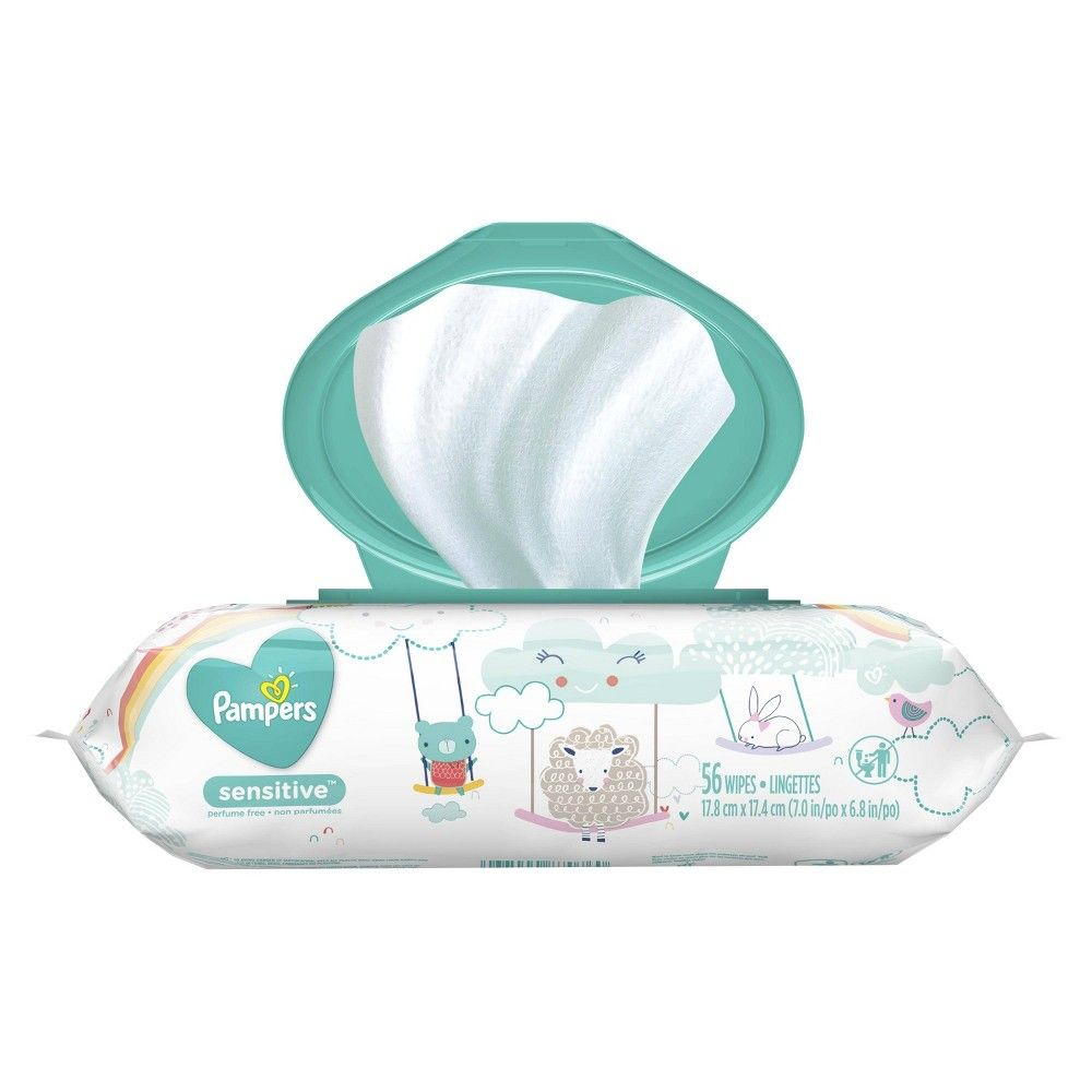 foto producto Toallitas Pampers Sensitive