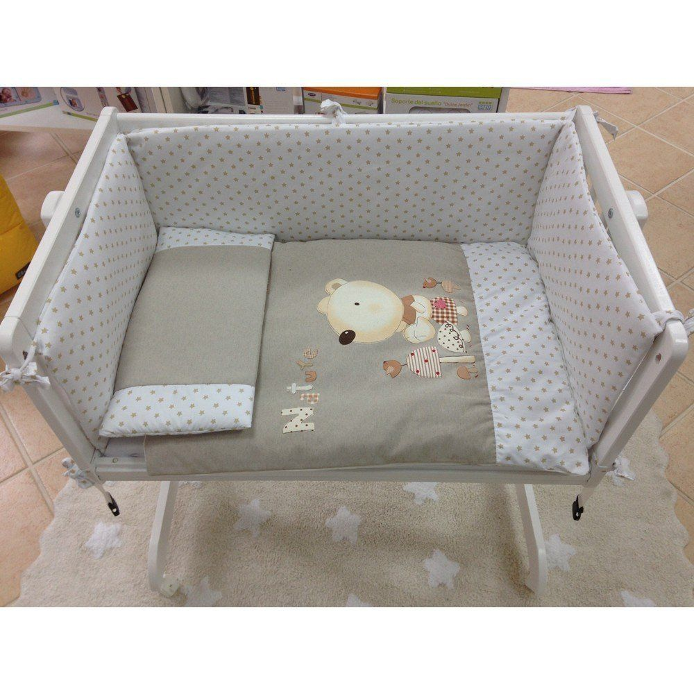 foto producto Minicuna Colecho Completa Star Ibaby