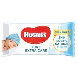 foto Toallitas Huggies Pure Extra Care